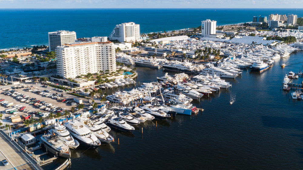 Image for article Denison Yachting reports increased charter and brokerage activity