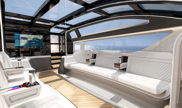 Image for article Introducing the new Pascoe 12m Limousine