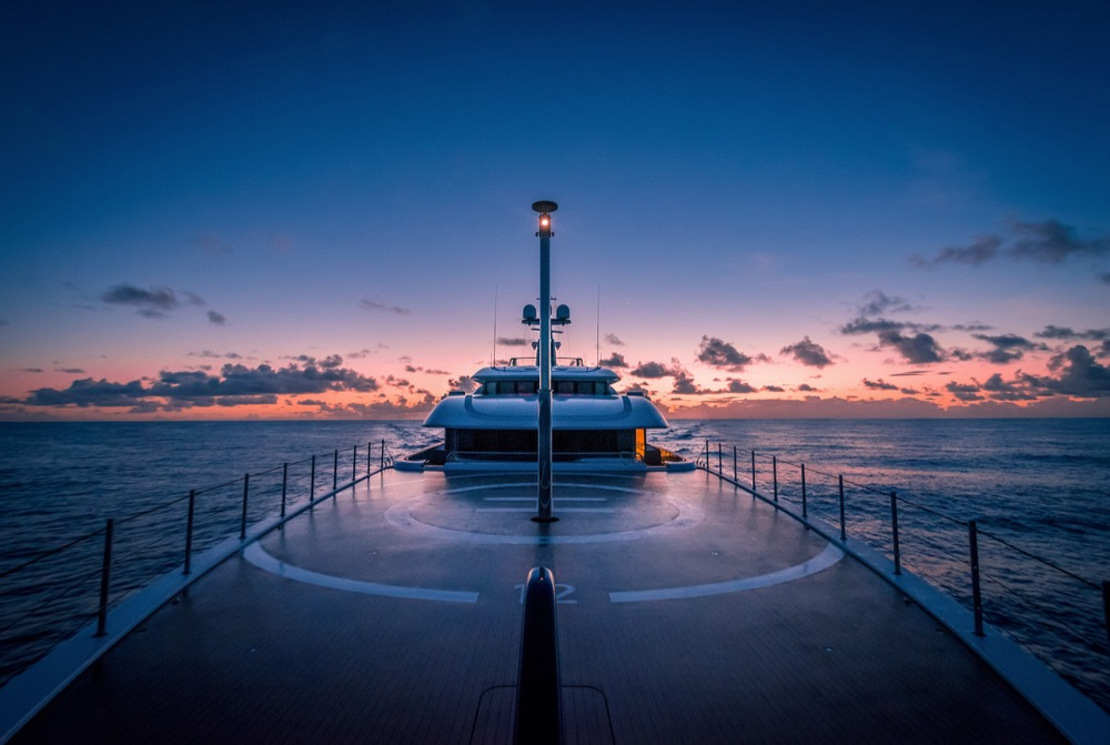 Image for article Harnessing the power of global yachting connectivity