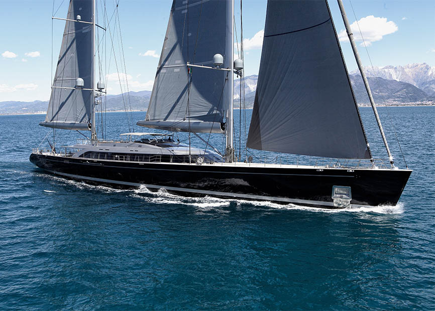 Image for article Perini Navi open to offers