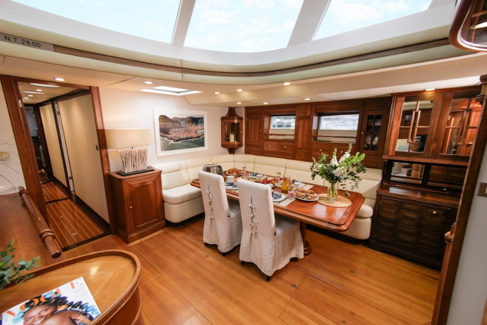 Image for article S/Y Elton: ensuring a return on investment
