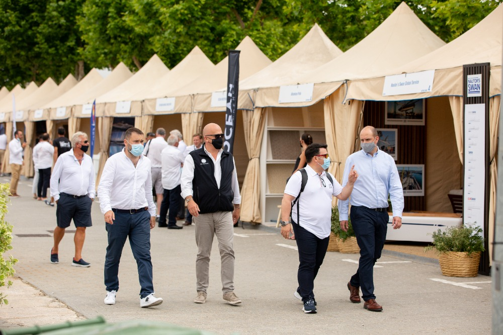 Image for article Reflections on the success of the Palma Superyacht Show