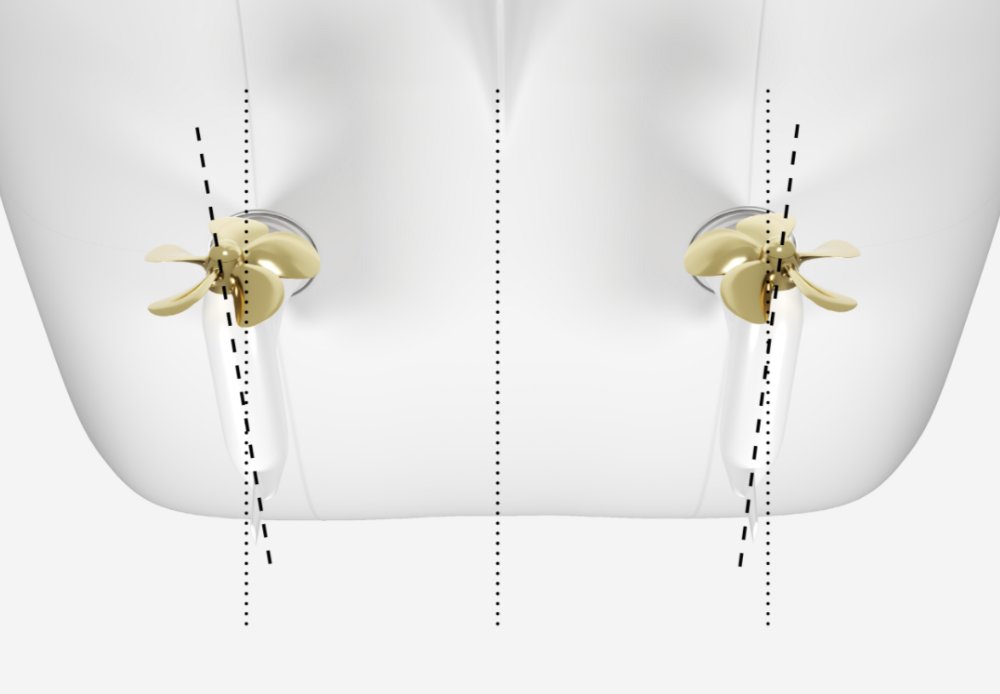 Image for article Azipod propulsion and toe angle optimisation