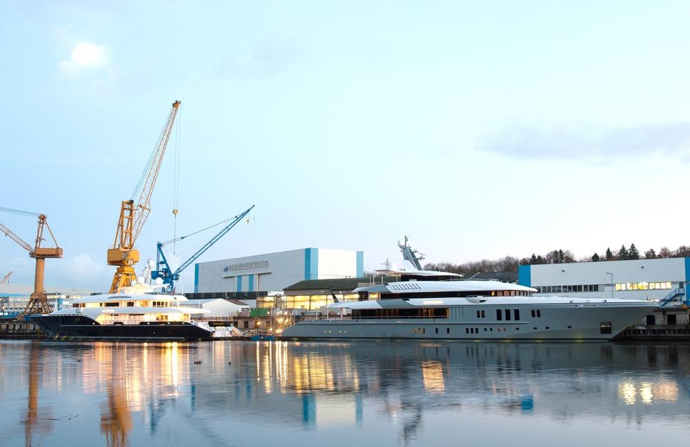 Image for article Flensburger Schiffbau-Gesellschaft takes over Nobiskrug shipyard