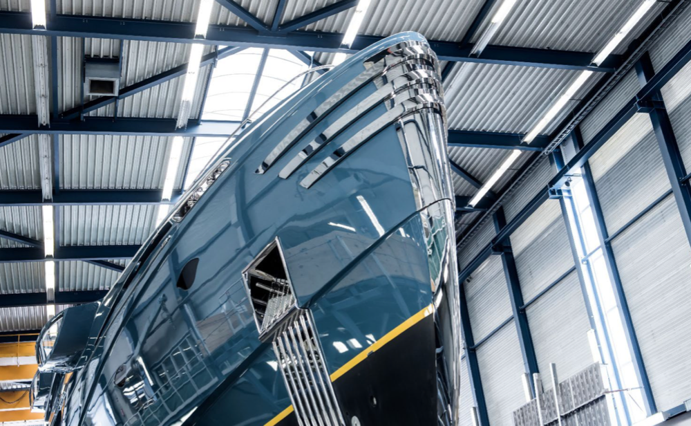 Image for article Royal Huisman's PHI nears launch