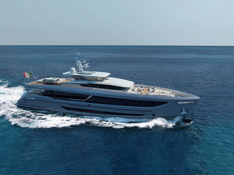 Image for article Vittoria Yachts presents Veloce 32 RPH