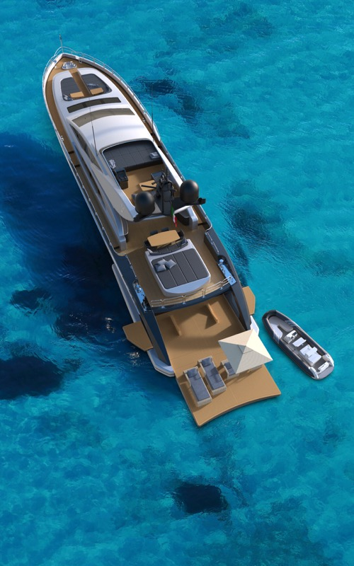 Image for article Seven Stars revives iconic brand Leopard Yachts