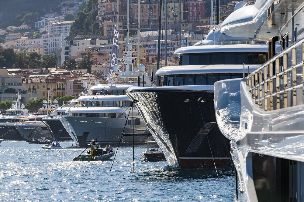 Image for article Monaco Yacht Show announces first exhibitor list