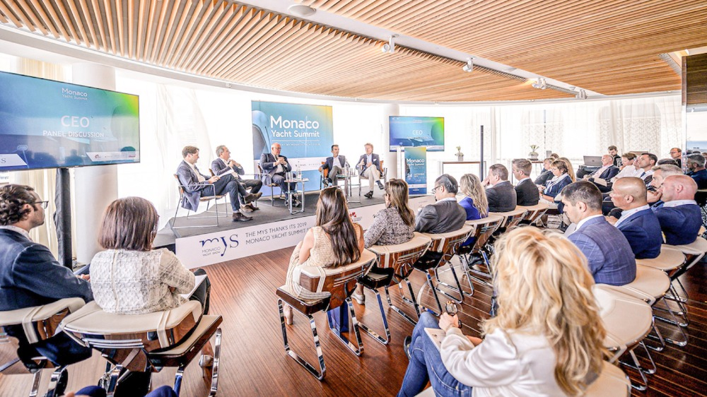 Image for article Monaco Yacht Summit list of topics and speakers finalised