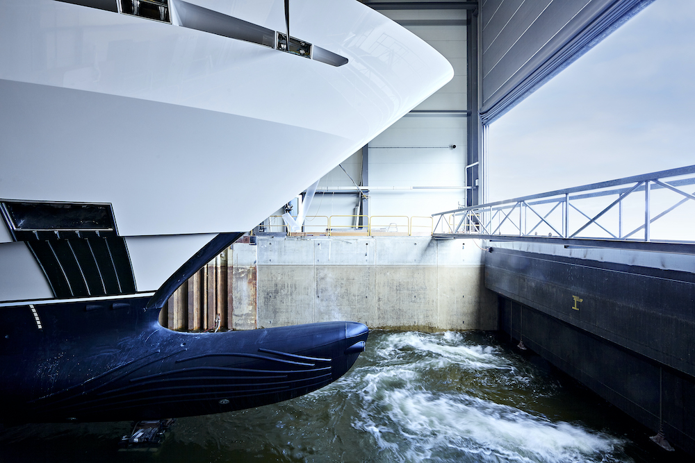 Image for article Project Falcon - Heesen's fourth launch of the year