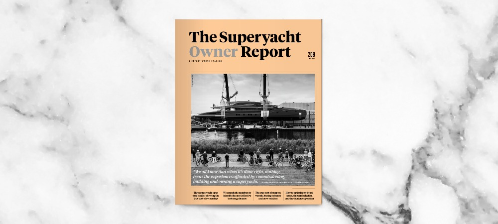 Image for article The Superyacht Owner Report