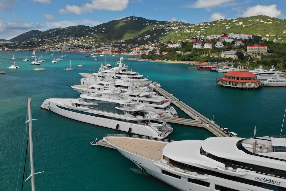 Image for article Caribbean Charter Yacht Show refines the boat show model