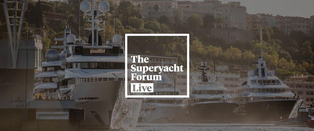 Image for article The Superyacht Forum Live Tour – Monaco Yacht Show