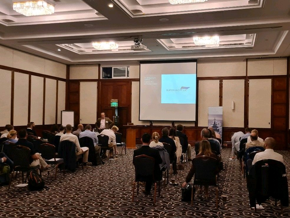 Image for article A roundup of the Superyacht UK Technical Seminar