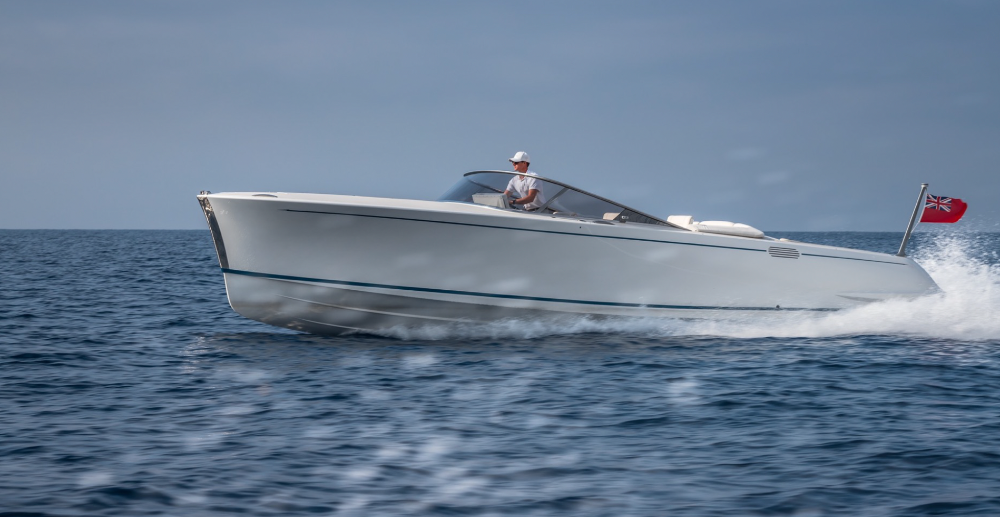 Image for article Vita Yachts launch new 10.5m all electric flagship