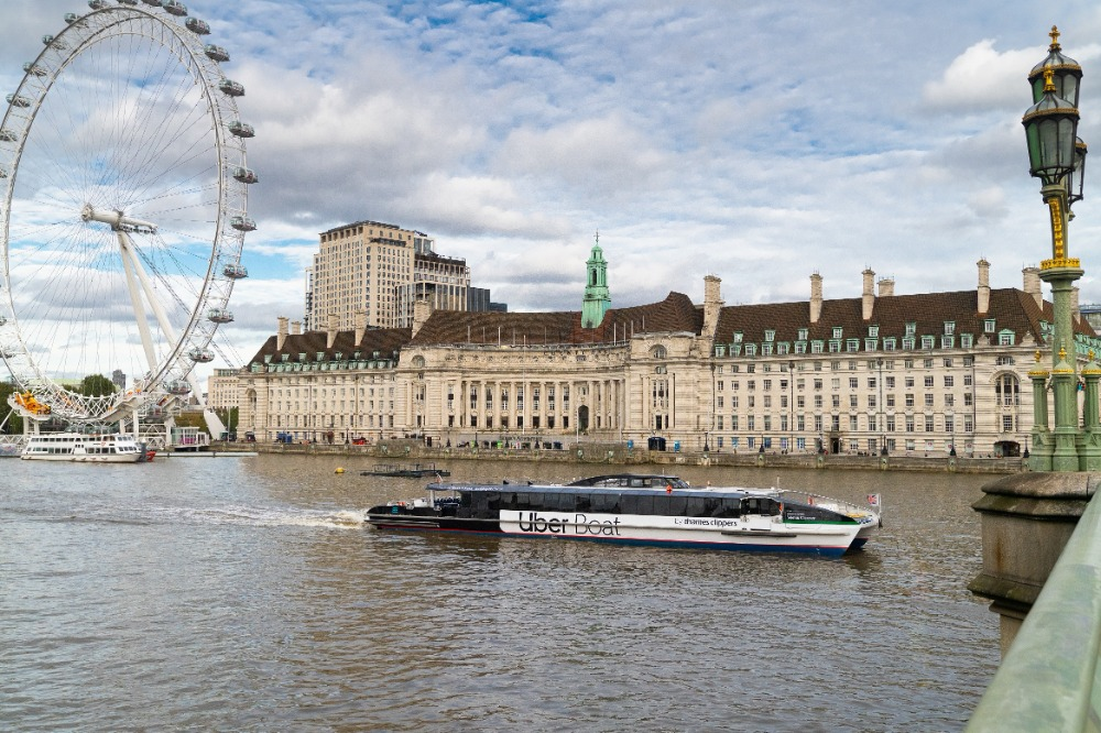 Image for article Hydrogen powered propulsion is coming to the Thames