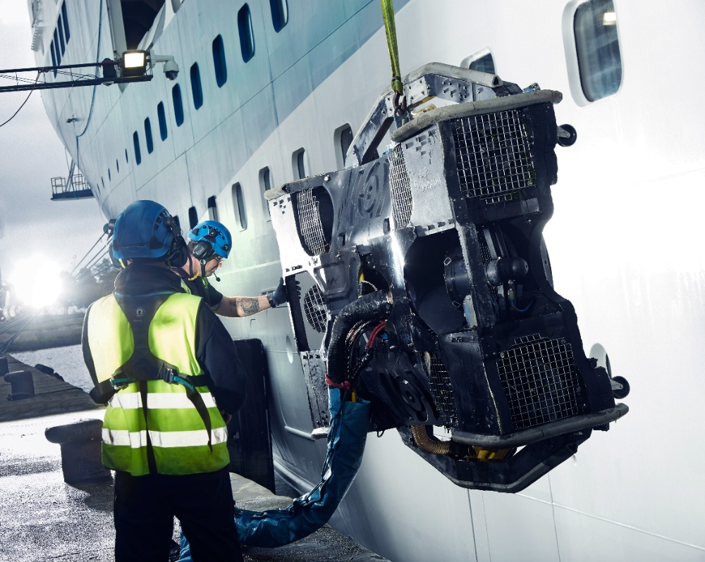 Image for article Biofouling goes deeper than fuel efficiency
