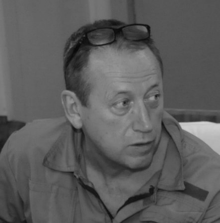 Captain Adrian McCourt