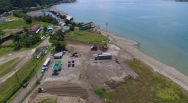 Construction begins on Golfito Marina Village and Resort