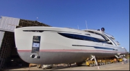 Mayra 50m out of the shed