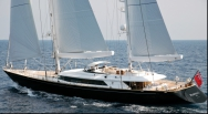 Perini Navi's 53.8m Parsifal III listed for sale