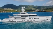 Lurssen's 66m Ester III listed for sale at €79.5 million
