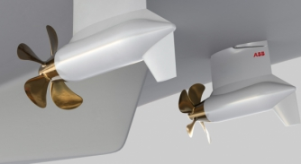 Image for Azipod propulsion and toe angle optimisation
