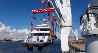 Image for Transporting superyachts in a changing world