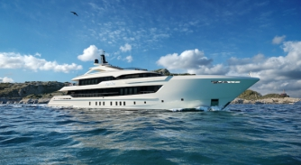 Image for Just in from Heesen… updates on Project Apollo