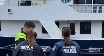 Image for 37m exploration yacht seized in drug investigation