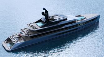 Image for New Tankoa 76m Apache with Alberto Mancini design