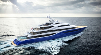 Image for Turquoise Yachts' Largest New Build Project Vento Sold