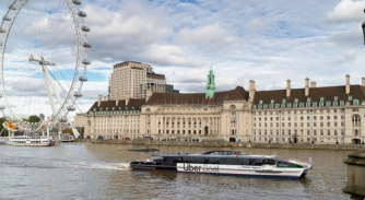 Image for Hydrogen powered propulsion is coming to the Thames