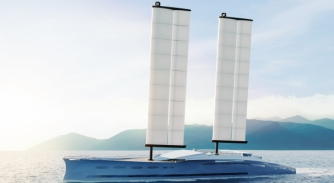 Image for Merveille Yachting annouces wing powered eco cruiser