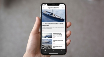 Image for Out now, the new SuperyachtNews app!