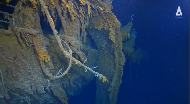 Video thumbnail for Titanic
