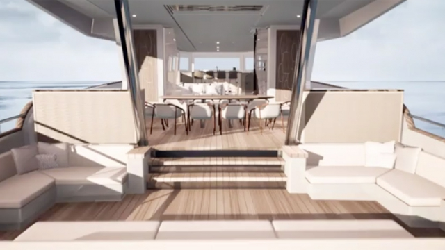 Video thumbnail for LeVen Yachts 90'